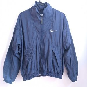Nike | Vintage 80s/90s Zip-Up Windbreaker/Jacket